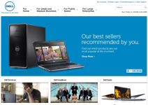 Dell Website